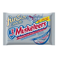 Pantry Supplies - 3 Musketeers Fun Size Bars