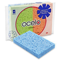 Pantry Supplies - 3M O-Cel-O Sponges