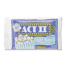 Pantry Supplies - Act II Light Butter Popcorn