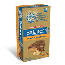 Pantry Supplies - Balance Bar Chocolate Peanut Butter