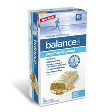 Pantry Supplies - Balance Bar Honey Yogurt Peanut