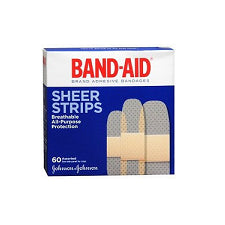 Pantry Supplies - Band-Aid Assortment