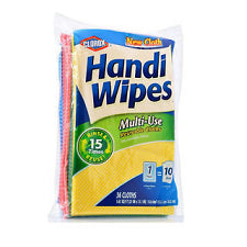 Pantry Supplies - Clorox Handi Wipes Reusable Cloths