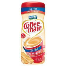 Pantry Supplies - Coffee-Mate Fat-Free Creamer
