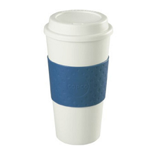 Pantry Supplies - Copco Acadia 16oz On-The-Go Blue Hot Beverage Mug