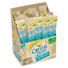 Pantry Supplies - Crystal Light Iced Tea On The Go Packets