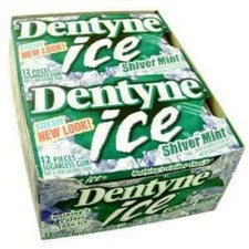 Pantry Supplies - Dentyne Ice Arctic Chill 12 Ct.