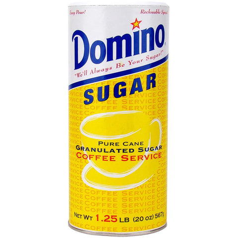 Pantry Supplies - Domino 20oz Sugar Canister