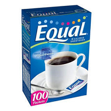 Pantry Supplies - Equal 100ct Sweetener Packets