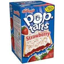 Pantry Supplies - Kelloggs Strawberry Pop Tarts