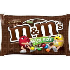 Pantry Supplies - M&Ms Fun Size