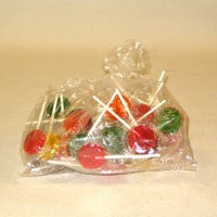 Pantry Supplies - Miniature Assorted Lollipops