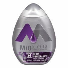 Pantry Supplies - MiO Black Berry Pomegranate Liquid Water Enhancer