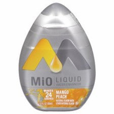 Pantry Supplies - MiO Mango Peach Liquid Water Enhancer