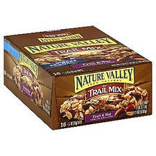 Pantry Supplies - Nature Valley Fruit & Nut Trail Mix Bars