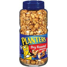 Pantry Supplies - Planters Dry Roasted Peanuts