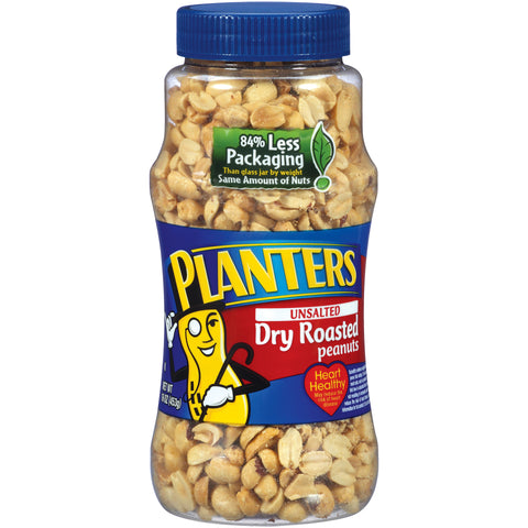 Pantry Supplies - Planters Unsalted Peanuts