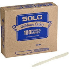 Pantry Supplies - Solo Champagne Heavyweight Guildware Knives