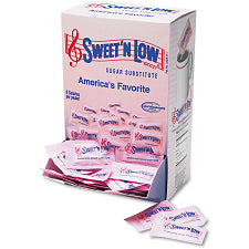 Pantry Supplies - Sweet N Low 400ct Sweetener Packets