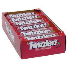 Pantry Supplies - Twizzlers 36ct Strawberry Twists