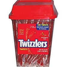 Pantry Supplies - Twizzlers Strawberry Twists
