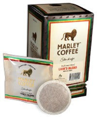 Pods - Marley Coffee Lion's Blend Coffee Pods