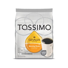 Pods - Tassimo Gevalia Morning Roast Coffee