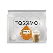 Pods - Tassimo Twinings Chai Tea Latte