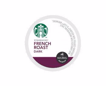 Starbucks 24ct French Roast K-Cups