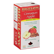 Tea - Bigelow Cinnamon Apple Herbal Tea Bags