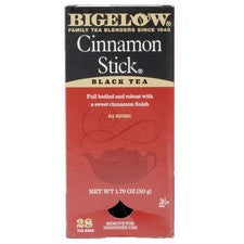 Tea - Bigelow Cinnamon Stick Tea Bags