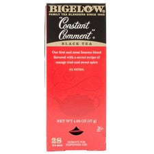 Tea - Bigelow Constant Comment Tea Bags
