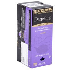 Tea - Bigelow Darjeeling Tea Bags
