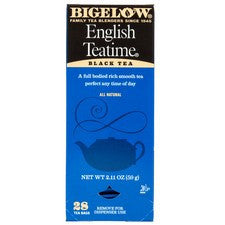 Tea - Bigelow English Tea Bags