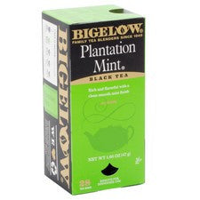 Tea - Bigelow Plantation Mint Tea