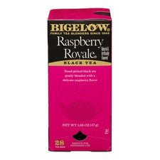 Tea - Bigelow Raspberry Royale Tea Bags