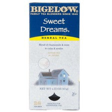 Tea - Bigelow Sweet Dreams Tea Bags