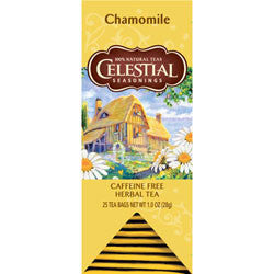 Tea - Celestial Seasonings Chamomile Tea Bags