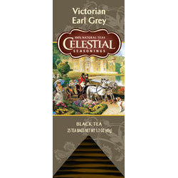 Tea - Celestial Seasonings Earl Grey Tea Bags