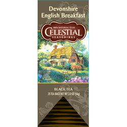 Tea - Celestial Seasonings English Breakfast Tea Bags