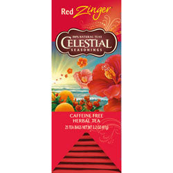 Tea - Celestial Seasonings Red Zinger Tea Bags