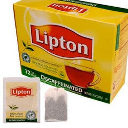 Tea - Lipton Decaf Original Tea Bags