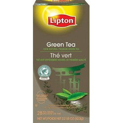 Tea - Lipton Green Tea Bags