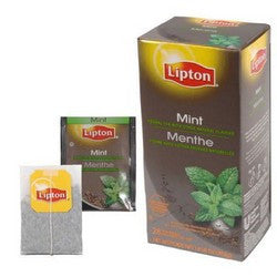 Tea - Lipton Smooth Mint Herbal Tea Bags