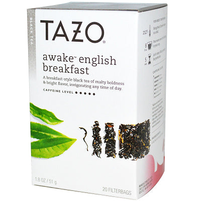 Tea - Tazo Awake English Breakfast Tea