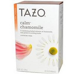 Tea - Tazo Calm Tea Bags