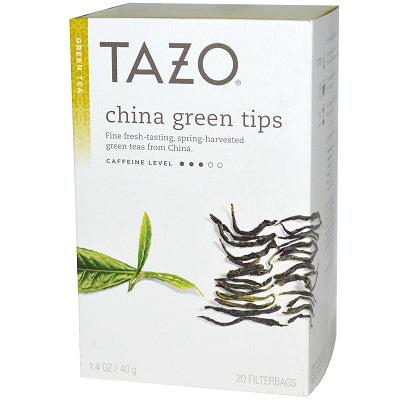 Tea - Tazo China Green Tips Tea Bags