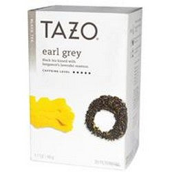 Tea - Tazo Earl Grey Tea Bags