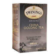 Tea - Twinings China Oolong Tea Bags
