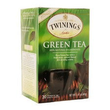 Tea - Twinings Green Tea Bags